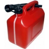 ג'ריקן דלק 5 ליטר