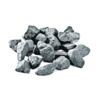 אבנים גרוסות - אפור