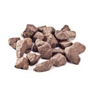 אבנים גרוסות - חום