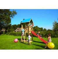 מתקן שעשועים לגינה Jungle Gym Castle במבצע מיוחד לקיץ